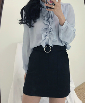 미우도트 blouse (4color)
